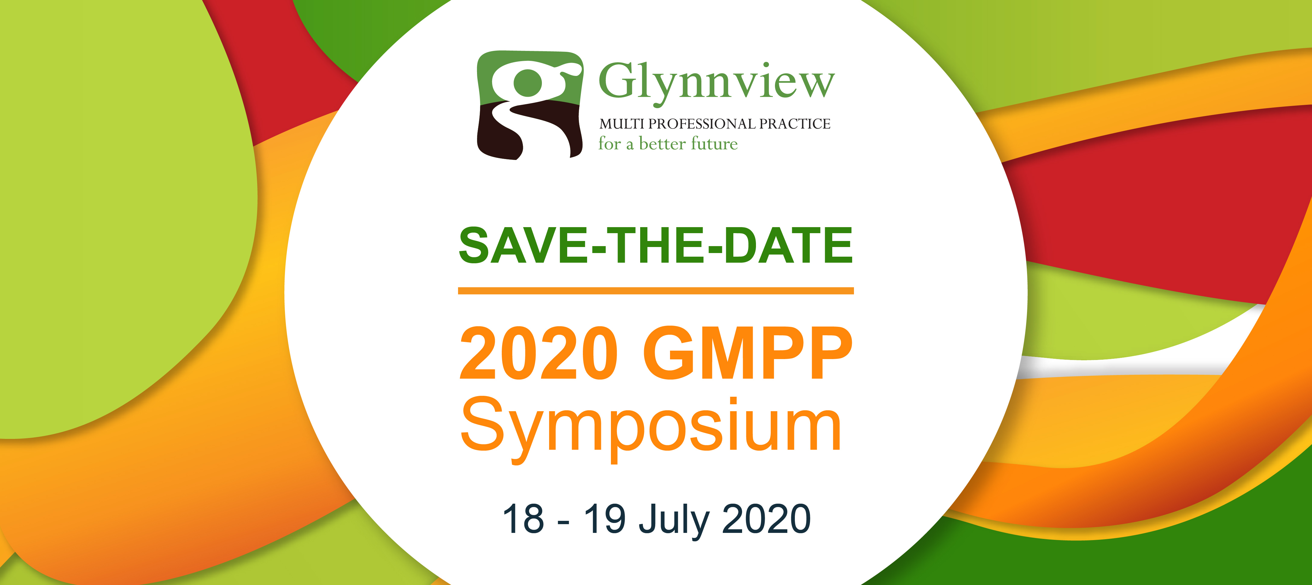 Save thedate 2020-01